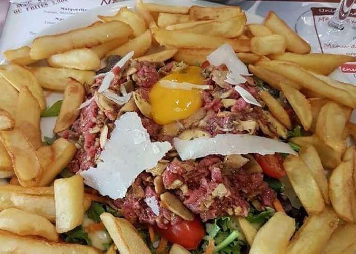 "Brasserie Pizzeria ""Les 3 Forgerons"""
