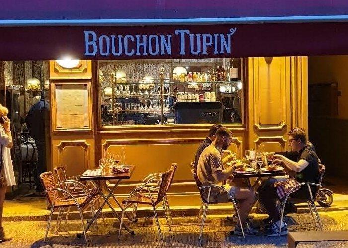 Bouchon Tupin