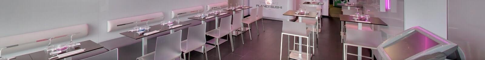 planet sushi besan on les meilleurs restos. Black Bedroom Furniture Sets. Home Design Ideas